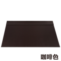 Leather desk pad writing desk pad oversized computer desk pad mouse pad pad desk pad Korea