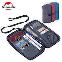 NH Norway guest multi-purpose document bag passport bag travel admission waterproof card bag wallet travel ticket folder protective cover
