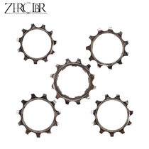 11T12 teeth 8-speed 9-speed 10-speed mountain bike bike flywheel small tooth chip patch to solve the flywheel jump chain.