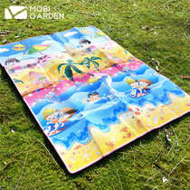 (special) Shepherd flute Outdoor Crawl pad Moisture-proof xpe non-toxic environmental protection Waterproof folding picnic mat