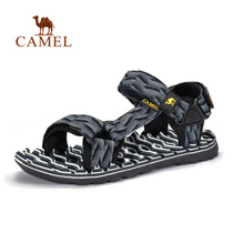 (2018 New) camel outdoor beach shoes light outdoor picnic casual shoes spring and Summer men and women models sandals