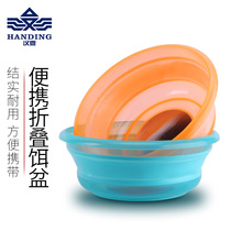 Han Ding collapsible bait pots portable bait tray bait pots fishing supplies fishing equipment fishing gear and bait pots