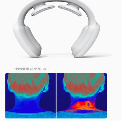 Shen Mengchen the same PGG cervical massager home neck massager birthday gift for women and women.