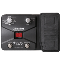 Genuine JOYO guitar electric guitar guitar guitar integrated effects with pedal GEMBOX with drum machine effects
