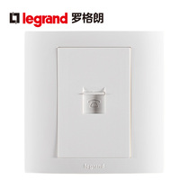 TCL Legrand switch socket switch panel wall switch socket official series one telephone socket