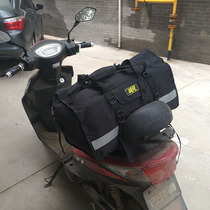 Motorcycle Cross package tail package waterproof Knight package motorcycle travel equipment riding back seat bag luggage travel bag pack