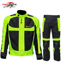 Motorcycle riding suit Winter Warm long-sleeved team motorcycle clothes pants breathable jacket waterproof racing suit