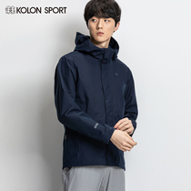 KOLONSPORT can be long Storm Jacket Men outdoor windproof waterproof Gore jacket windbreaker coat GORE 2L