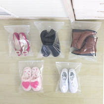 Shoe bag shoe storage bag shoes dust bag transparent shoe cover travel shoes packaging shoes storage bag household