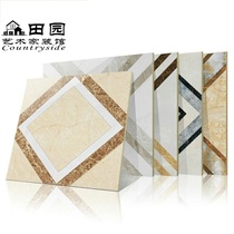 Modern style diamond tile 800 * 800 tile living room porch bedroom restaurant puzzle tiles 600 * 600