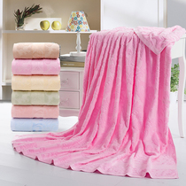 Vintage cotton towel was summer gauze quilt single double cotton air conditioning blanket cotton jacquard towel summer quilt