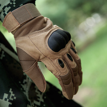 Soldier Walker special forces outdoor tactical full self-defense with Attack head fighting gloves fighting protective gloves military fans