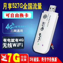 Full Netcom 4G wireless internet cardto Unicom telecom mifi Router mobile car portable portable wifi