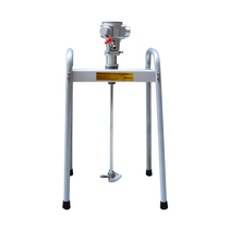 Union Jubilee 5 gallon pneumatic mixer lifting platform agitator explosion-proof coating ink paint