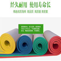 High-density 10mm flame retardant adhesive noise cotton wall partition wall KTV recording studio piano room decoration canopy noise cotton