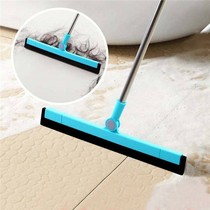 (Upgraded to scratch)magic broom dust-free blade sweep Blade non-stick hair bathroom bathroom scraping