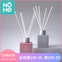 Nome gorgeous texture square bottle aromatherapy perfume home bedroom room fragrance air freshener holder