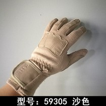 U.S. 511 tactical all-finger gloves special forces equipped with fire retardant outdoor sports riding camping gloves.