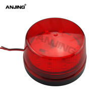 SL-79 strobe light engineering warning light security alarm light warning light signal light DC12V small flash light burst flash
