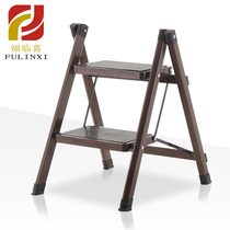 Fu Lin hi ladder home ladder two step ladder two step ladder two step ladder children ladder ladder three step ladder shelf