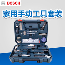 Bosch family multifunction hardware toolbox Hand Tool Set 12 pieces 66 pieces 108 pieces original