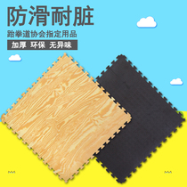 Taekwondo mat high density wood taekwondo mat professional dance martial arts judo mat foam mats