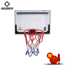 Quasi-basketball board dormitory home childrens training basketball hoop basketball frame indoor outdoor wall-mounted basket