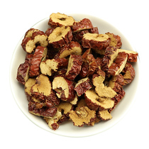 Dried jujube can take Chinese herbal medicine motherwort soaked in water drink dry powder motherwort soak motherwort tea tea feet