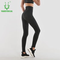 Sweat pants female high waist tight pants sweat pants fitness training stovepipe fitness pants sports running Sweat Fitness pants female