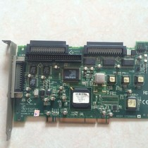Spot Adaptec AHA-2940U2 80M dual-channel SCSI card original