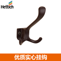 German Heidi Poetry Hook hooks hook single hook bathroom wall-mounted European toilet coat hook