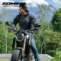 KOMINE Japanese motorcycle autumn and Winter Warm riding clothes leisure with liner men and women racing suits JK-579