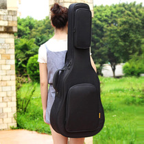 ruiz Ruiz thick plus cotton folk acoustic guitar bag 39 inch 40 inch 41 inch shoulder bag waterproof backpack