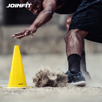 JOINFIT logo Barrel Road sign barrier training cone obstacle football basketball pace training equipment marker