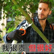 Germany multi-purpose household electric scissors fruit tree scissors rechargeable garden electric pruning machine branches pruning shears