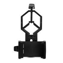 Telescope single double-barreluniversal all-metal mobile phone camera bracket mobile phone clamp HD video photography astronomy