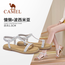 Camel Camel 2019 summer new fashion casual comfortable and convenient sandals women