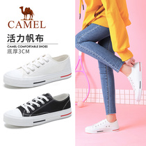 Camel shoes 2019 spring and summer new canvas shoes Korean ulzzang Harajuku wild students casual shoes