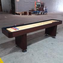 Shuffleboard table 9 feet 2 7 meters ball table indoor sports and leisure equipment WM9001 Ball Factory Direct
