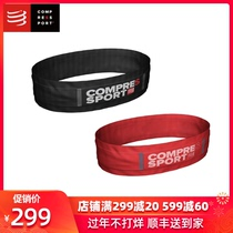 Compressport marathon running waist bag sports large screen mobile phone breathable beam body storage belt bag men and women