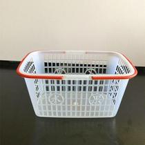 Mulberry cherry strawberry picking trumpet large disposable square plastic 2-12 kg hand basket fruit basket basket