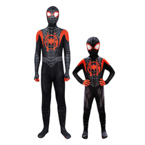 Spider-Man parallel universe cos new era anime Siamese tights adult cosplay costume children