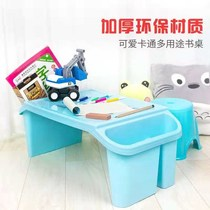 Special table bed computer table game desk baby learning table writing children Kang table special table table