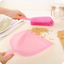 Mini cleaning set sweep bed small broom dustpan household plastic garbage shovel sweep dustpan combination