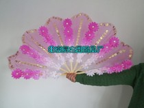 Korean dance fan fan 70 Flower Dance fan Lai dance fan Korean fan