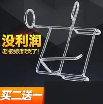 Electric wrench Belt bracket general waistband bag rack Hook iron bag hanger dedicated left hand right
