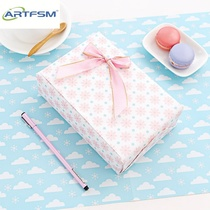 Book Skin paper ins waterproof handmade schoolboy girl heart thickened White anime camouflage does not protect cartoon solid color Big