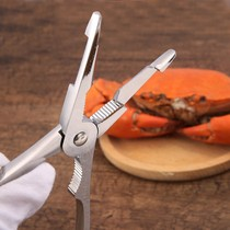 Tools crab pliers stripping pliers three pieces of crab catch eat clip with DIG eat crab Tools three-piece suit