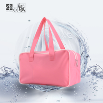 Li Xiaomi environmental protection swimming bag dry and wet separation female waterproof bag large capacity to collect beach bag male zipper fitness bag.