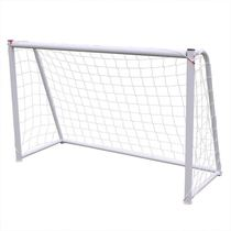 Childrens outdoor training outdoor three-person steel play football door frame football door frame free football net multi-spec